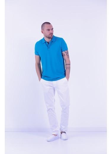 Cazador Tişört Mavi